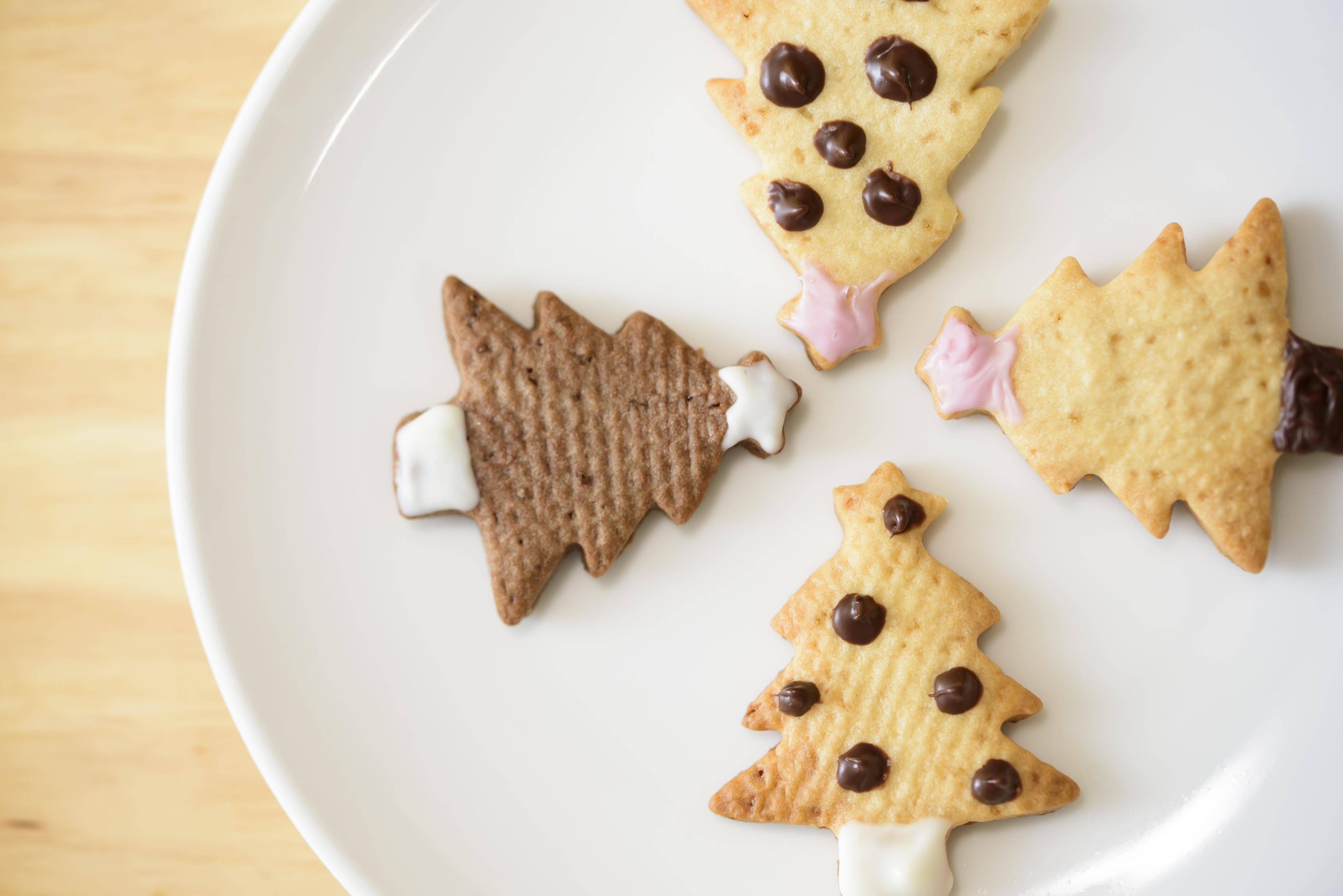 クリスマスクッキーを作りました